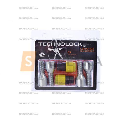 Болты секретные Technolock М14Х1,5Х28 Конус (674110T2)