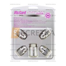 Гайки секретные McGard М12Х1,25Х35 Конус (24152SL)