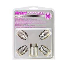 Гайки секретные McGard М12Х1,5Х35 Сфера (25000SL)