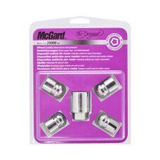 Гайки секретные McGard М12Х1,5Х30 Сфера (25000SU)