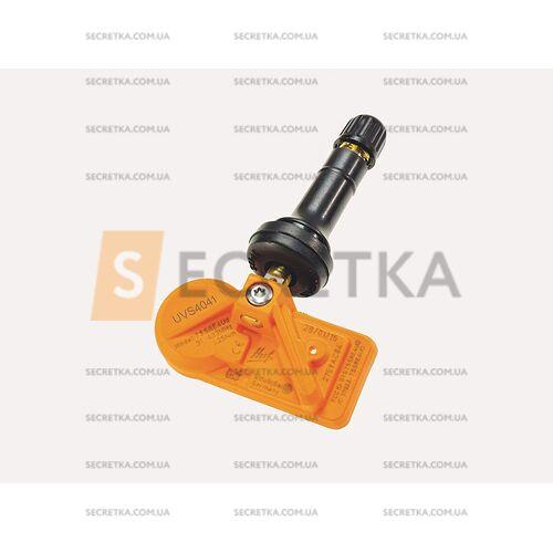 Датчик давления колес Huf TPMS MHz 433 UVS4041 (rubber valve)  (73.903.441 )