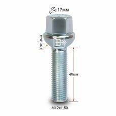 Болт колесный M12x1,5x40 Сфера (085157 Z)