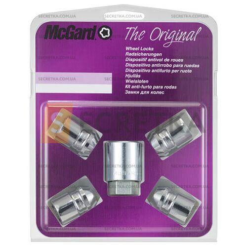 Гайки секретные McGard М12Х1,5Х33 Конус (24157SU)
